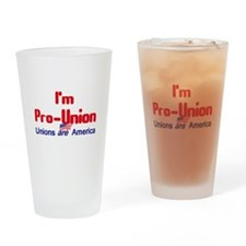 Pro Union Pint Glass
