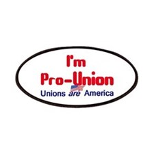 Pro Union Patches