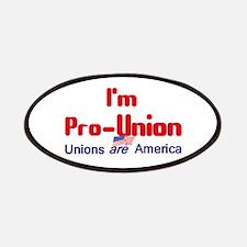 Pro Union Patches