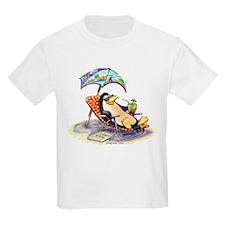tRoPiCaL pEnGuIn Kids T-Shirt