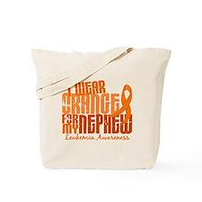 I Wear Orange 6.4 Leukemia Tote Bag
