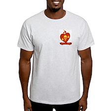 Forever Mine Tatoo Ash Grey T-Shirt