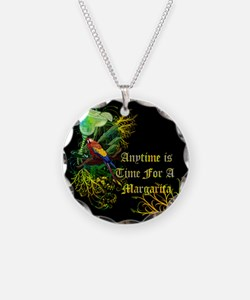 Time For A Margarita! Necklace