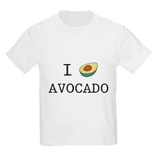 I Love Avocado T-Shirt