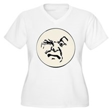 Angry Man In The Moon T-Shirt