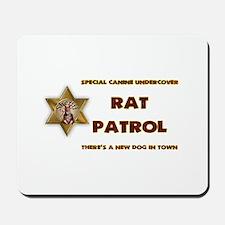 Rat Patrol Mousepad