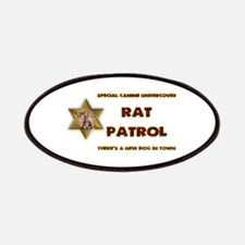 Rat Patrol Patches