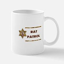 Rat Patrol Mug