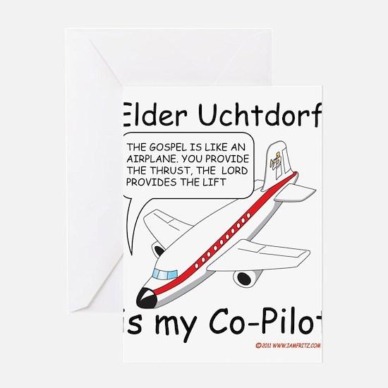 ElderUchtdorf-1-1 Greeting Cards