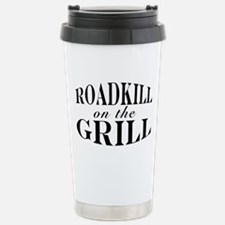 Roadkill on the Grill BBQ Stainless Steel Travel M