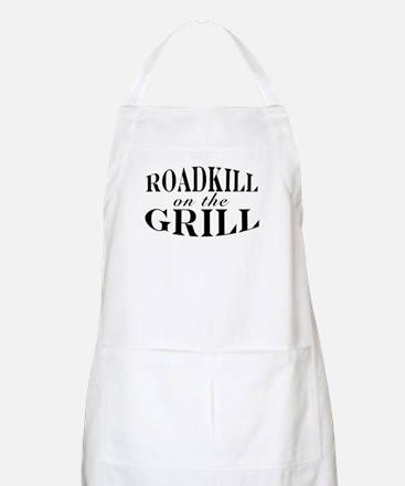 Roadkill on the Grill BBQ Apron