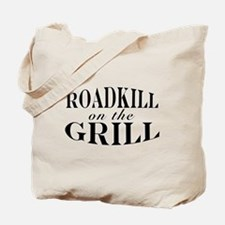 Roadkill on the Grill BBQ Tote Bag