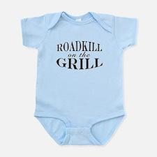 Roadkill on the Grill BBQ Infant Bodysuit