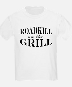 Roadkill on the Grill BBQ T-Shirt