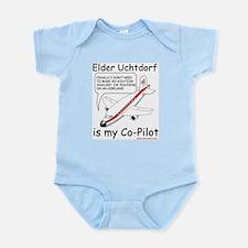 Funny Funny mormon Infant Bodysuit