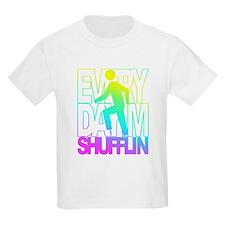 Everyday I'm Shufflin Pastels T-Shirt