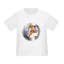 US Girls Soccer Ball T
