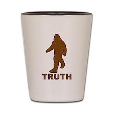Big Foot Truth Shot Glass