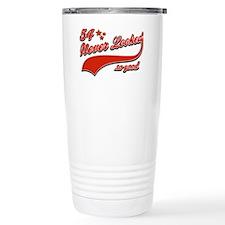 54 Never looked so good Travel Mug