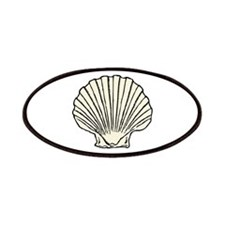 Sea Scallop Shell Patches
