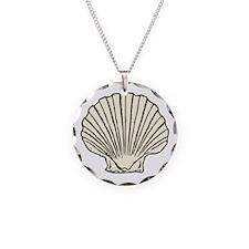 Sea Scallop Shell Necklace
