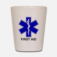 BSL - First Aid Shot Glass