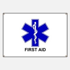 BSL - First Aid Banner