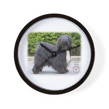 Tibetan Terrier 8T015D-13 Wall Clock