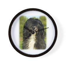 Tibetan Terrier 9J43D-05 Wall Clock
