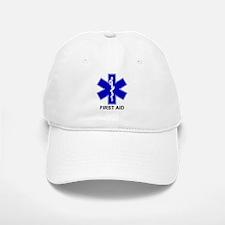 BSL - First Aid Baseball Baseball Cap