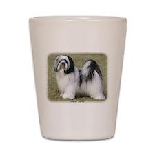 Tibetan Terrier 9Y407D-232 Shot Glass