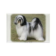 Tibetan Terrier 9Y407D-232 Rectangle Magnet