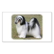 Tibetan Terrier 9Y407D-232 Decal