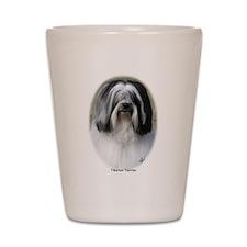 Tibetan Terrier 9Y407D-250 Shot Glass