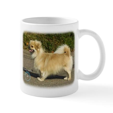 Tibetan Spaniel 9B040D-05 Mug