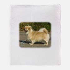 Tibetan Spaniel 9B040D-05 Throw Blanket