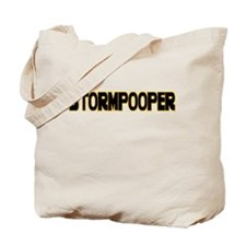 Stormpooper Tote Bag