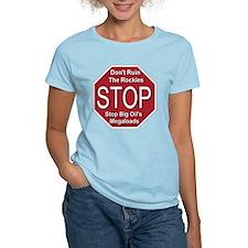 Stop Big Oil's Megaloads T-Shirt