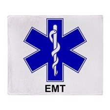 BSL - EMT Throw Blanket