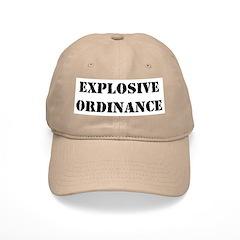 Explosive Ordinance Baseball Cap