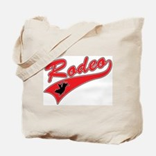 Rodeo (red) Tote Bag