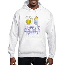 Daddy's Drinking Buddy Hoodie