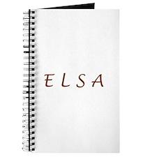 Elsa Journal