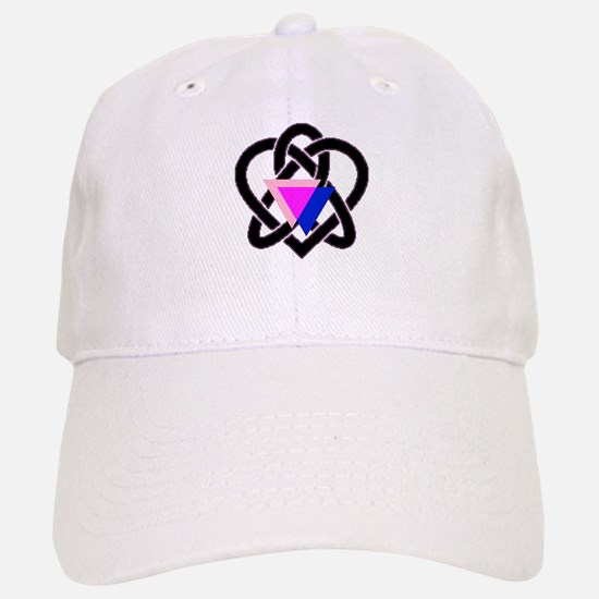 celtic heart Baseball Baseball Cap