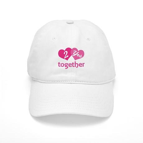 2nd Anniversary Hearts Cap