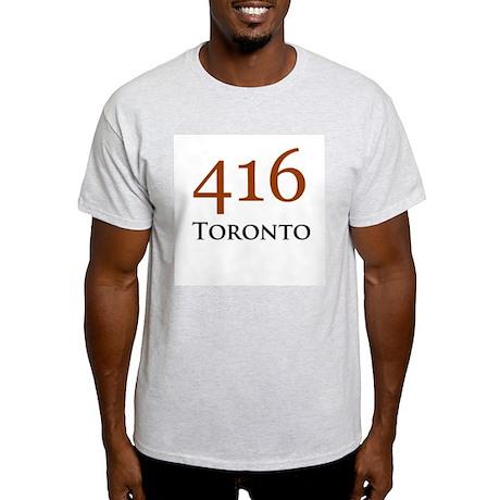 416 Toronto Light T-Shirt