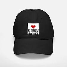 I Heart My Guardian Angel Baseball Hat