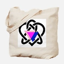 celtic heart 2 Tote Bag