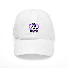 celtic heart 3 Baseball Cap