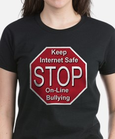 Stop On-line Bullying Tee